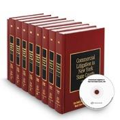 Commercial Litigation in New York Supreme Court 4th Edition