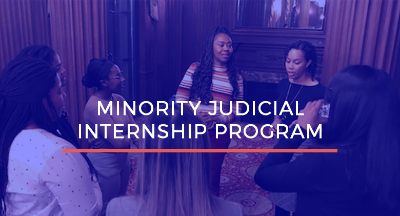 Minority Judicial Internship Program